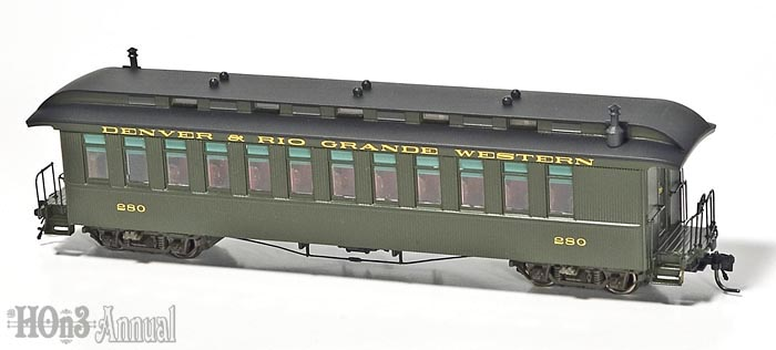 Blackstone Models Open Platform Coaches in HOn3