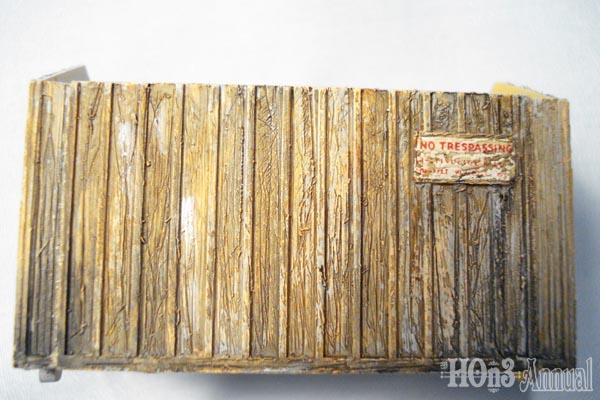 Styrene to Wood